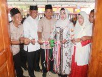 SMP An-Nuriyyah Bumiayu Meresmikan Griya Qur'an
